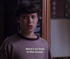 freaks and geeks, hungry, and quote image