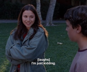 90s, freaks and geeks, and funny image