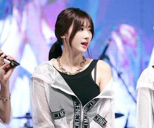 kpop, moon hyuna, and model image