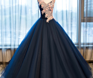 prom dress, cute, and love image