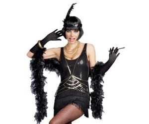 20s, Halloween, and costumes image