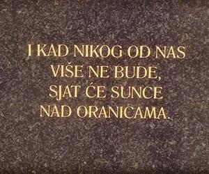 Croatia, poezija, and citati image