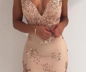 appliques prom dresses, v neck homecoming dress, and sexy cockrail dresses image