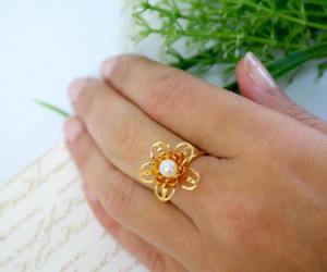 etsy, wedding jewelry, and june birthstone image