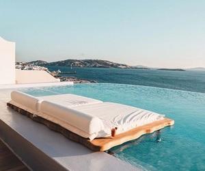 breathtaking, Greece, and heaven image
