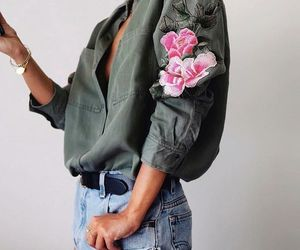 fashion, style, and shirt image