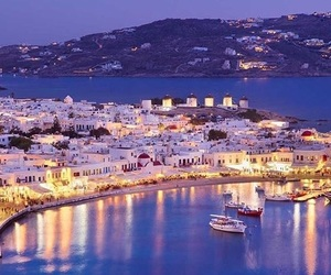 Greece, mykonos, and amazing image