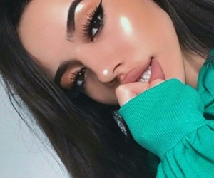 photography inspiration, fashion beauty pretty, and eyes eyebrows brows image