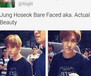 bts, jhope, and hoseok image