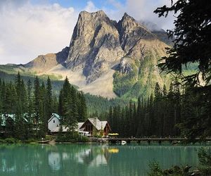 canada, travel, and trip image