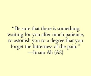 life, patience, and quotes image