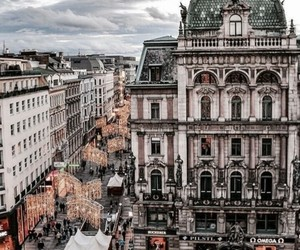 city, architecture, and travel image