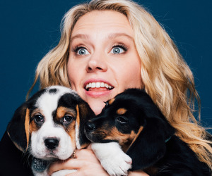 puppies, snl, and kate mckinnon image