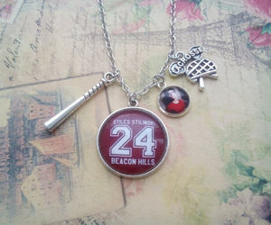 etsy, teen wolf, and allison argent image