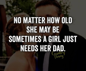dad, daddy, and daughter image