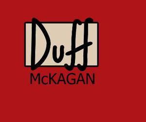 beer, Duff, and duff beer image