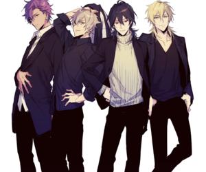 ensemble stars, undead, and sakuma rei image