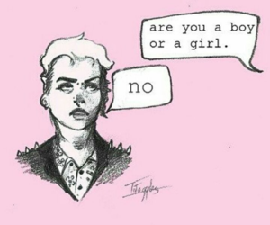 boy, gender, and pink image