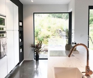 bathroom, modern style, and home image