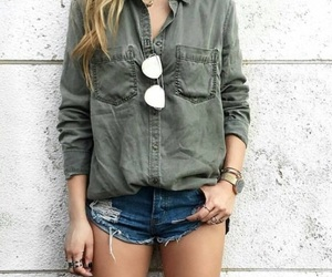 fashion, summer, and cute image