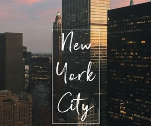 city, brandon woelfel, and new york image