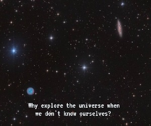 quotes and universe image