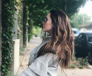 fall, fashion, and hair image
