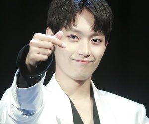 kpop, heejun, and maknae image