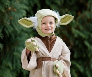 costumes, star wars, and toddler image