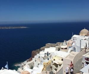 Greece, oia, and Island image