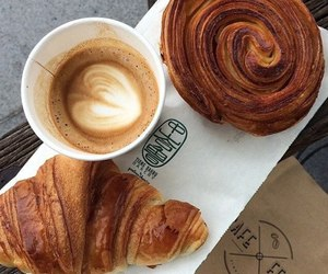 bakery, Cinnamon, and coffee image