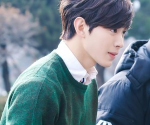 handsome, vixx, and hongbin image