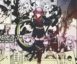yuu, ♥, and seraph of the end image
