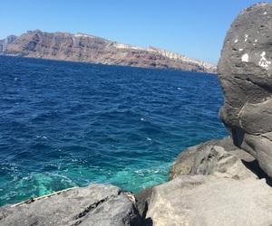 Greece, sea, and oia image