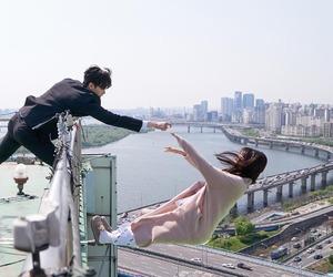 while you were sleeping, bae suzy, and lee jong suk image
