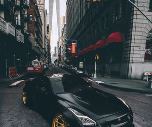 black, car, and fast image