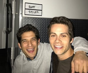 teenwolf, tylerposey, and stilesstilinski image