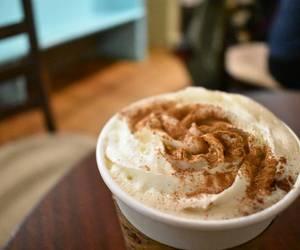 cafe, coffee, and coffee house image