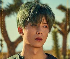 hwiyoung, sf9, and comeback image