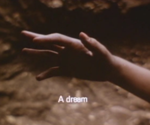 Dream, hand, and quotes image