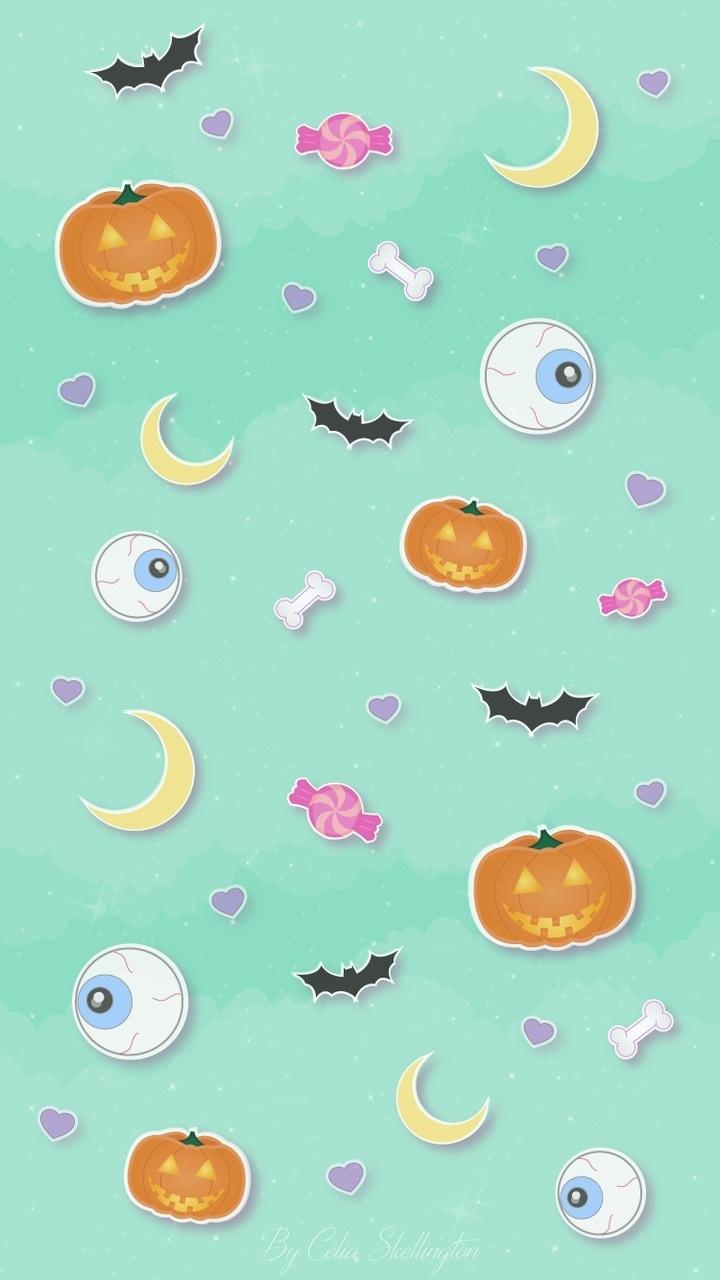 Lock Screen Halloween Wallpaper For Phone