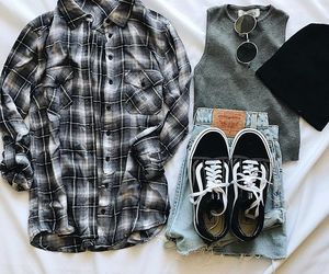 fall, fashion, and outfit image