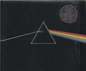 dark side of the moon, music, and Pink Floyd image