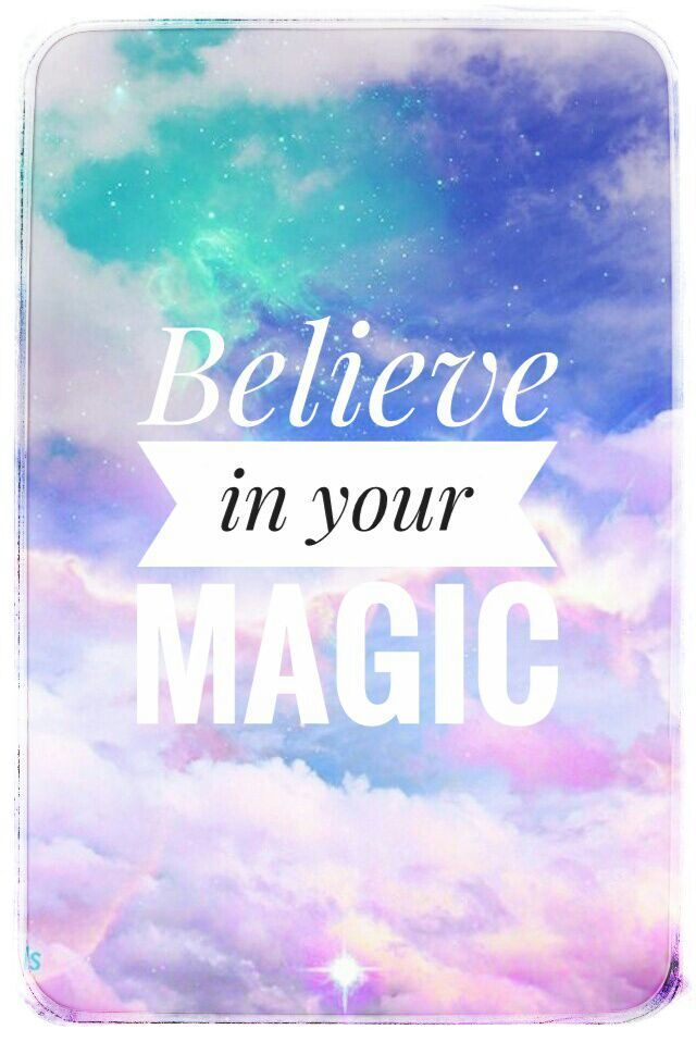article, believe, and magic image