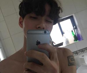 asian, korean, and asian boys image