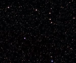 stars, black, and night image