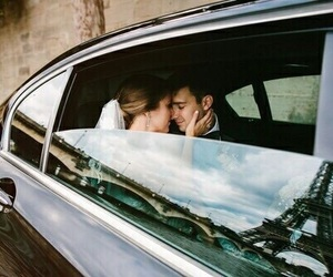 boda, just married, and wedding image