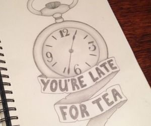 art, draw, and quotes image