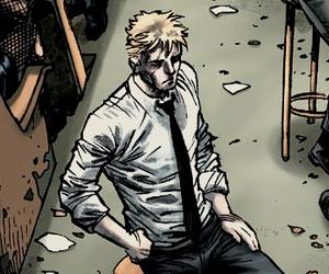 Constantine, john constantine, and dc comics image