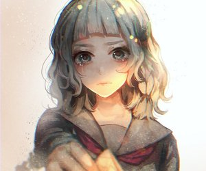 anime girl, art, and beautiful image